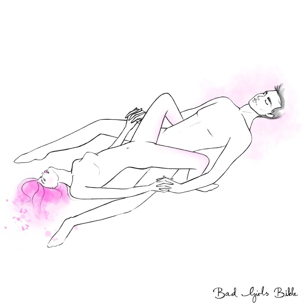 Wild hot sexy sex positions
