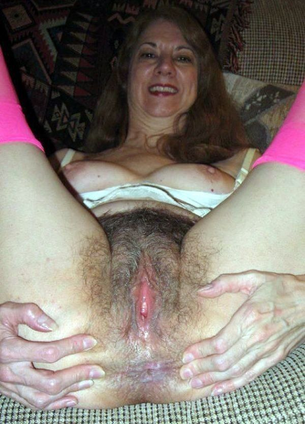 Ugly hairy old nude