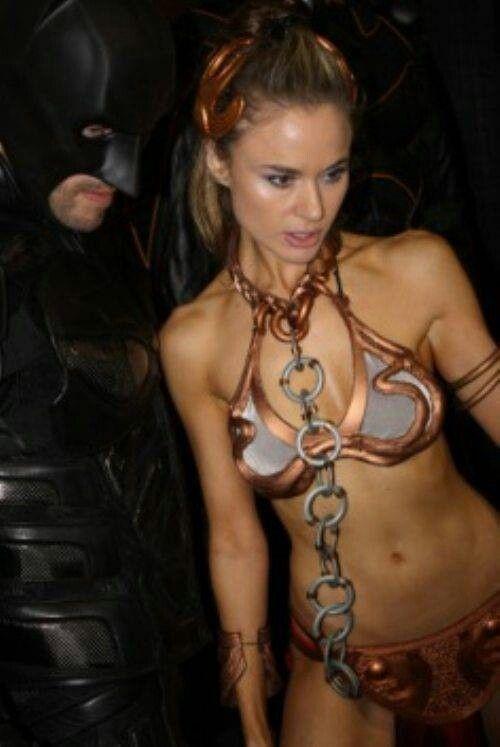 Princess leia slave girl porn