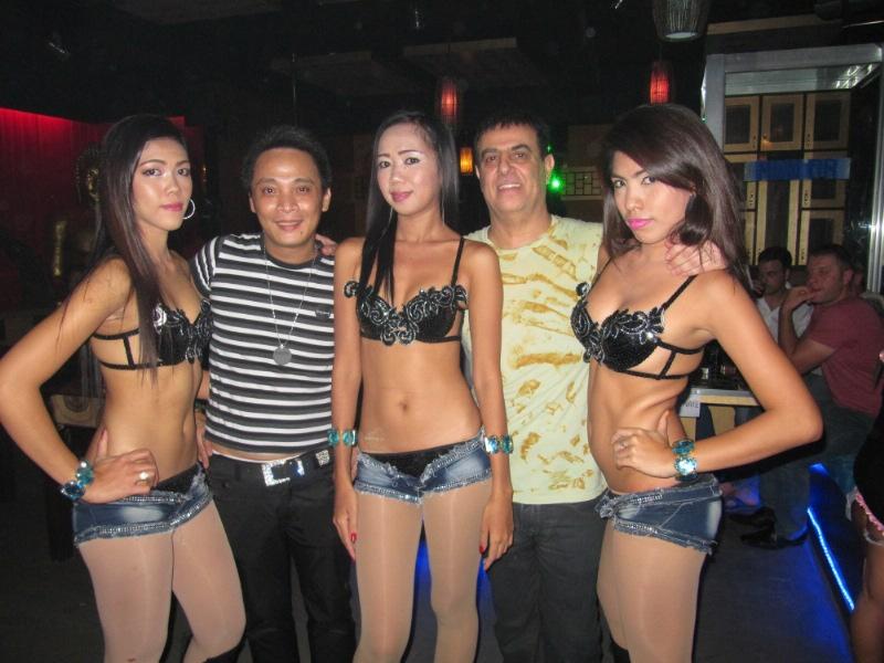 Philippine bar girls having sex