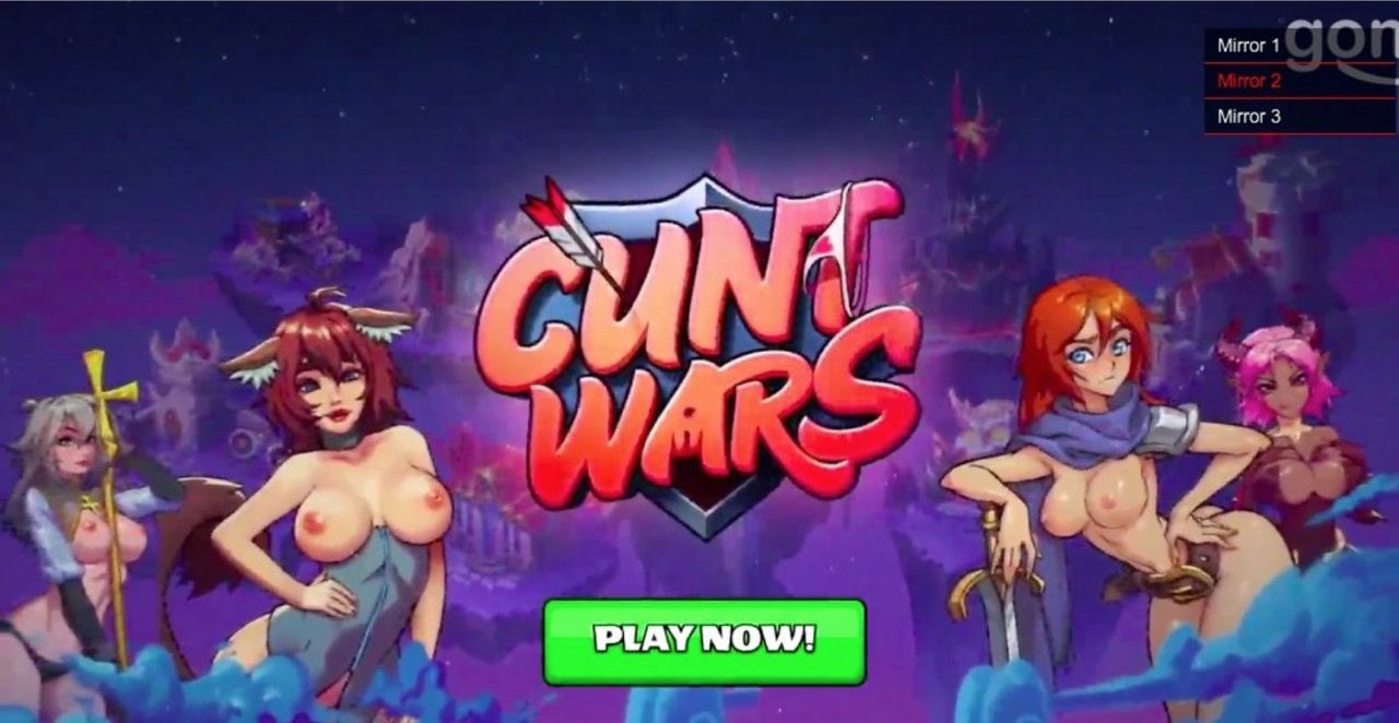 Fun porn adventure games