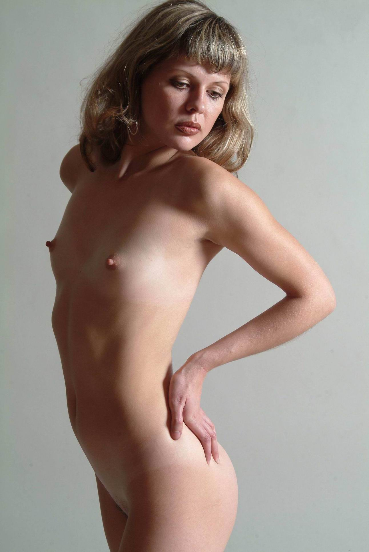 Young nude ladies with big nipples