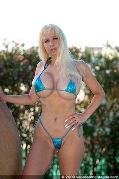 Vanessa montagne hot bikini images