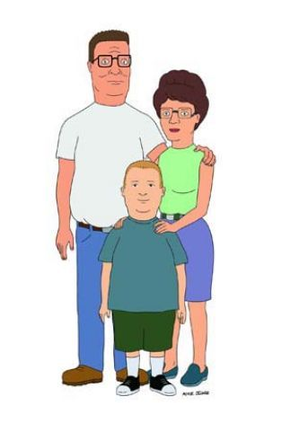 King of the hill peggy bobby comic