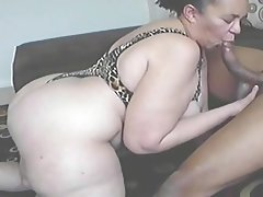 Ebony mature black homemade porn