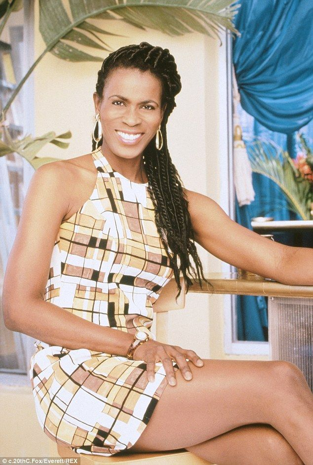 Janet hubert nude pussy