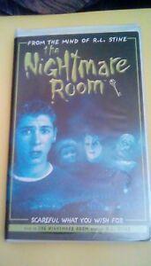 Nightmare room justin berfield