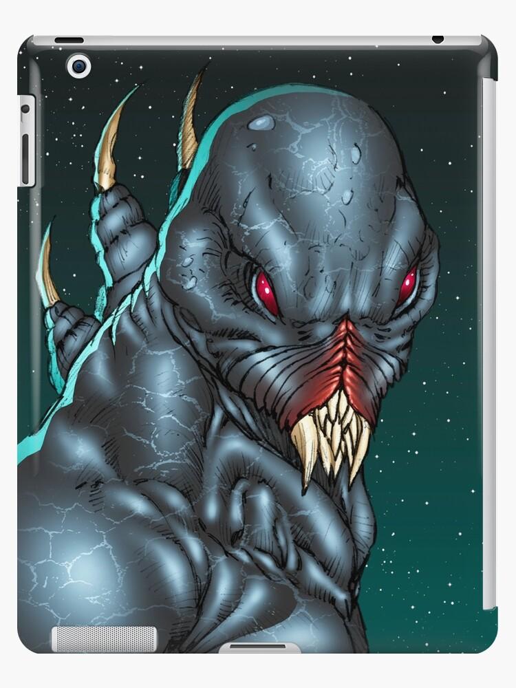 Sci fi monster art