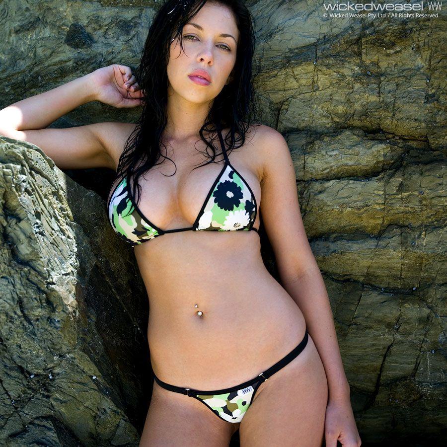 Sasha alexander bikini pics