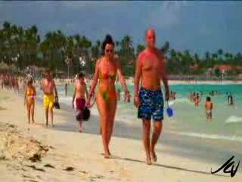 Topless beach punta can a dominican republic