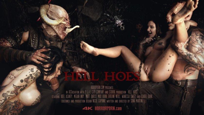 Gothic horror porn star