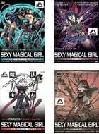 Sexy magical girl anime