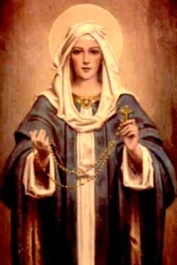 Titles of the blessed virgin mary