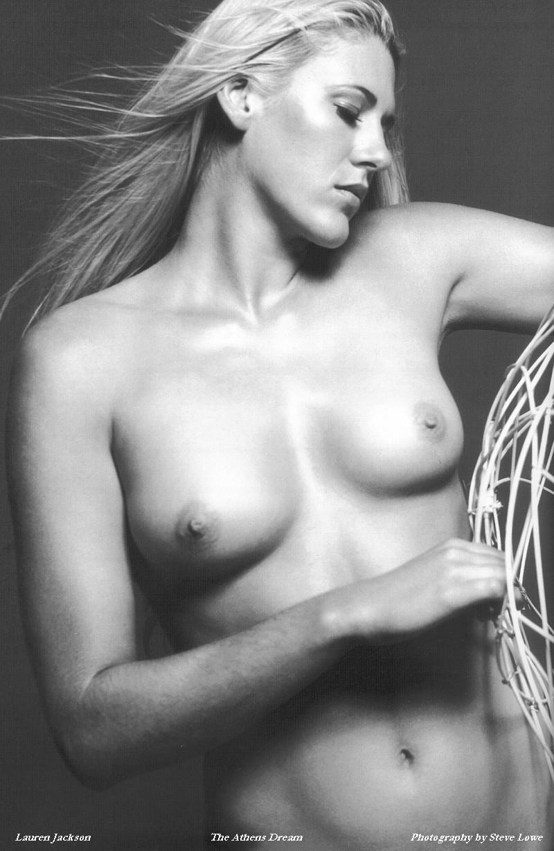 Lauren jackson free nude