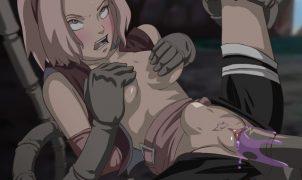 Sakura uchiha xxx hentai