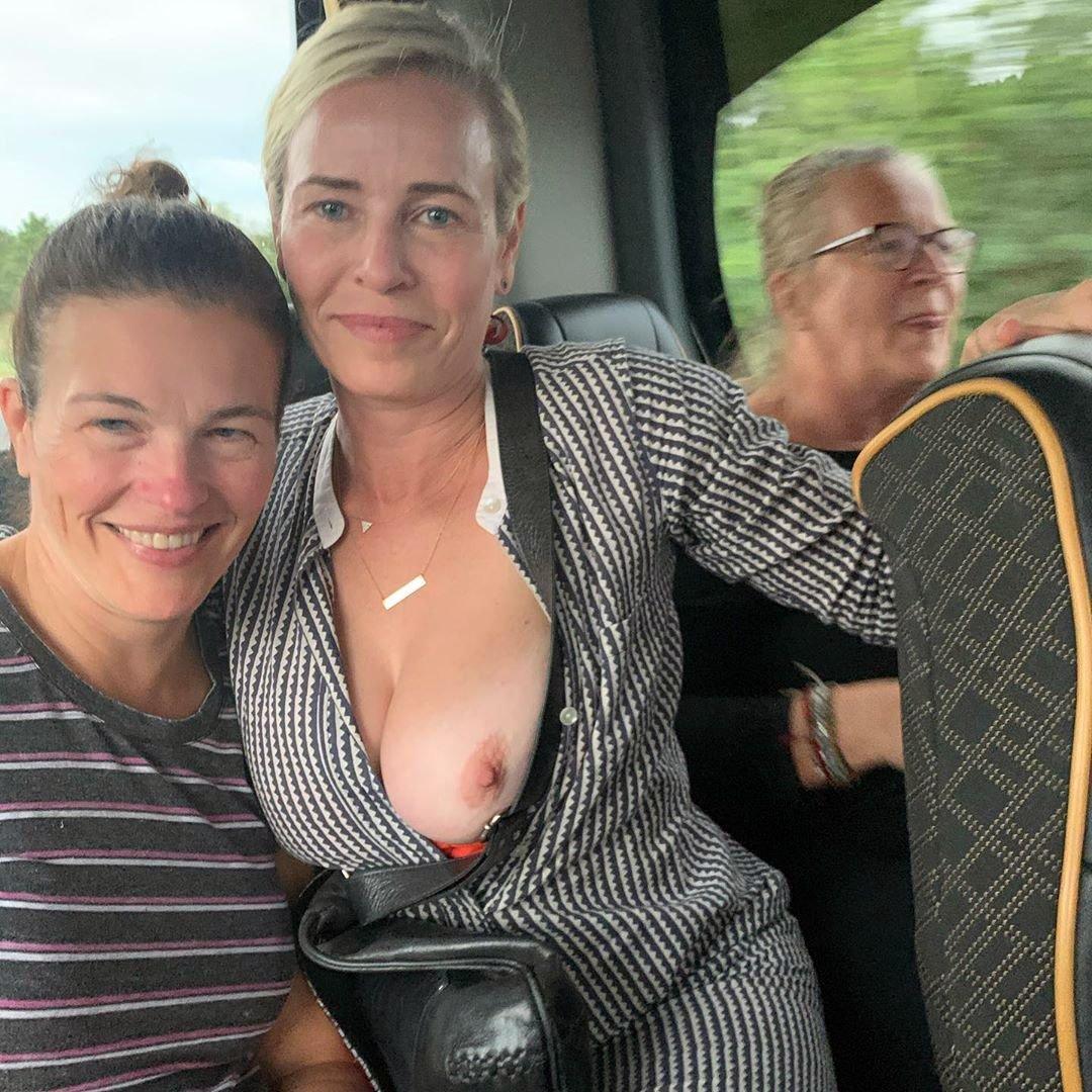Chelsea handler nude miley cyrus upskirt