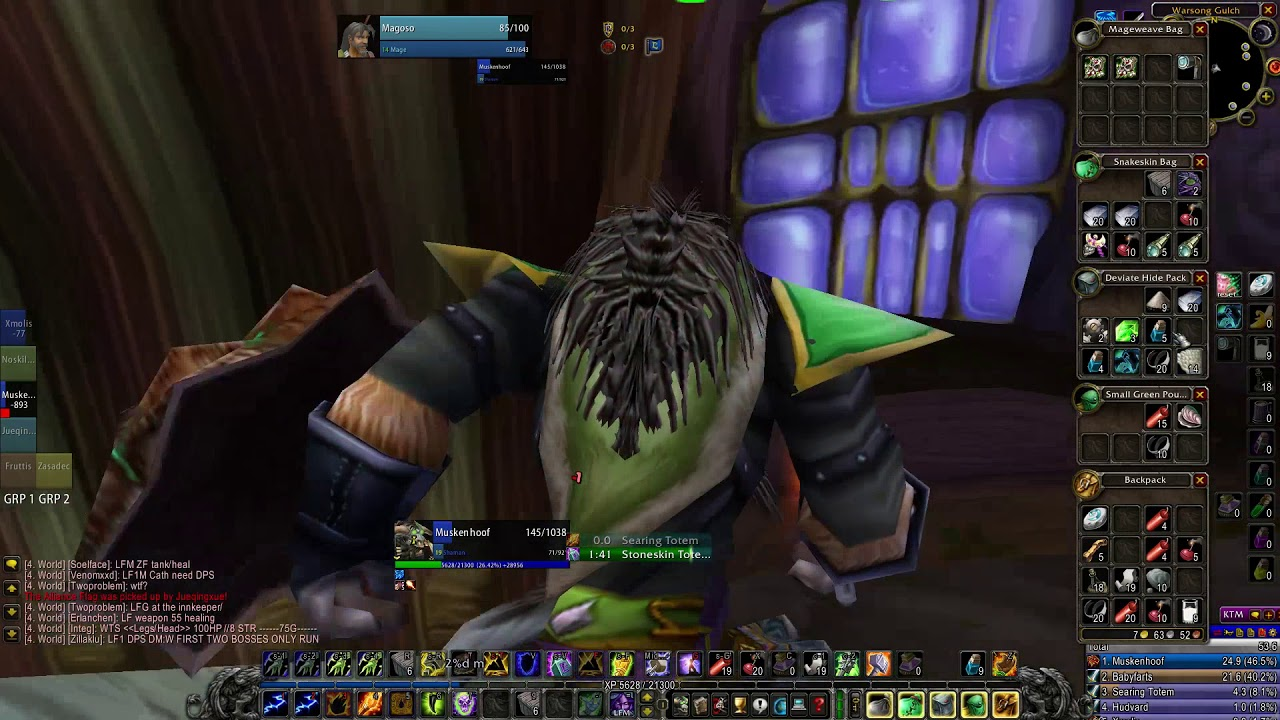 World of warcraft best twink ever