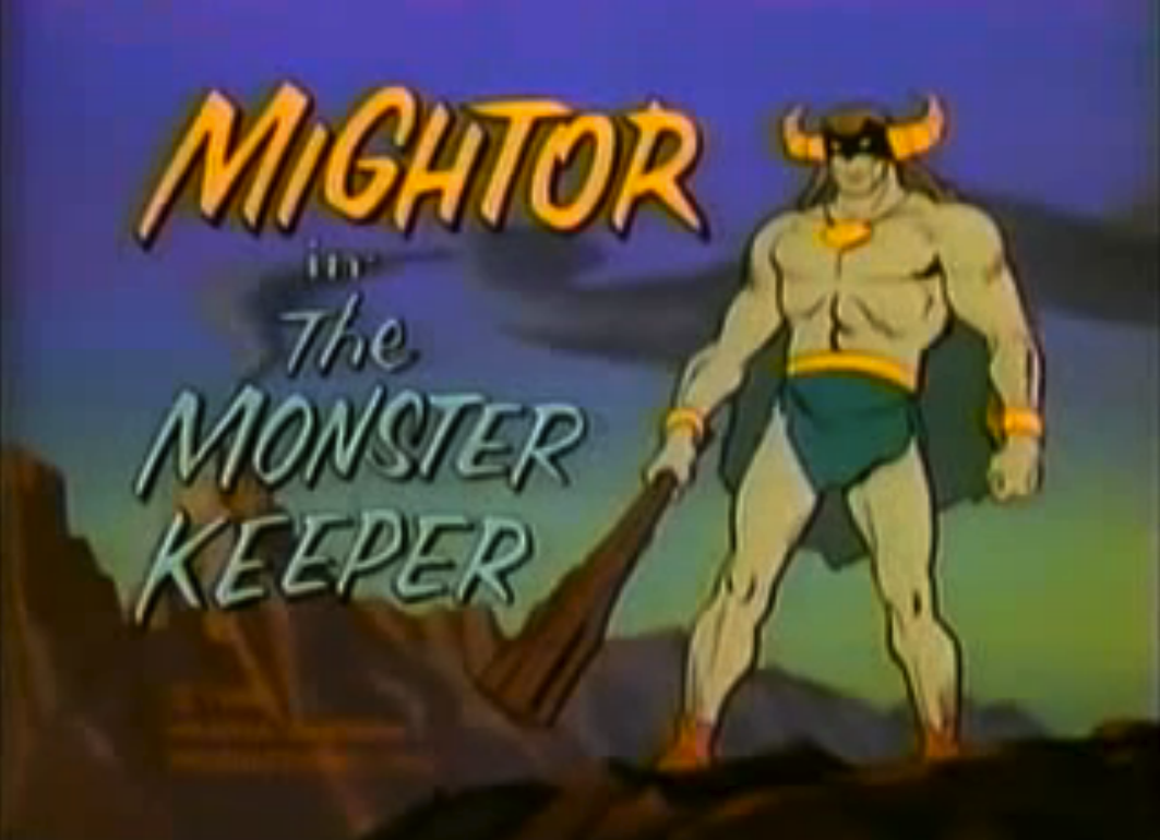 Moby dick and mighty mightor