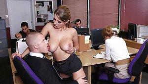 Cupless corset porn nudes