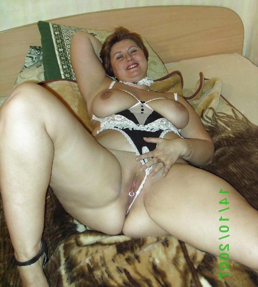 Foto granny russian nuda