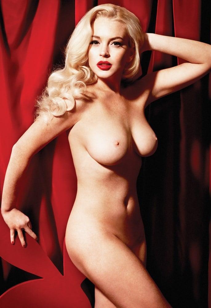 Leaked lindsay lohan nude